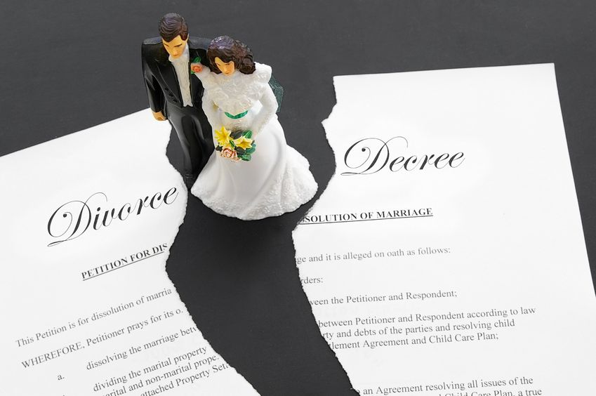 Six Steps to Follow if you are Facing a Divorce
